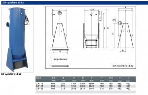 AFD - Filtre CJFA