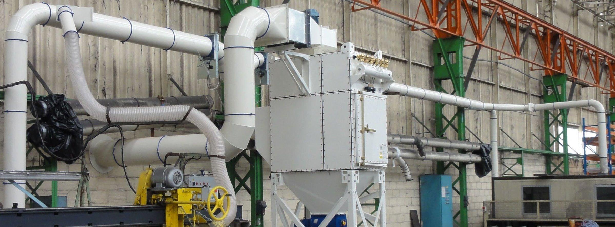 Aspiration filtration depoussierage